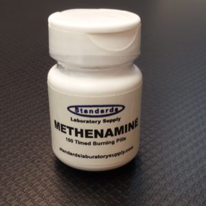Methenamine Timed Burning Pills