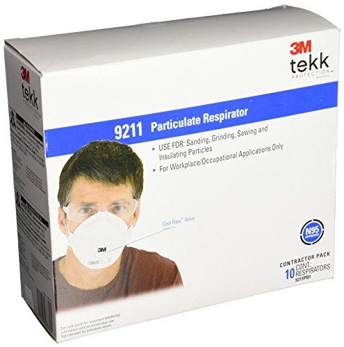 3m dust mask 9211