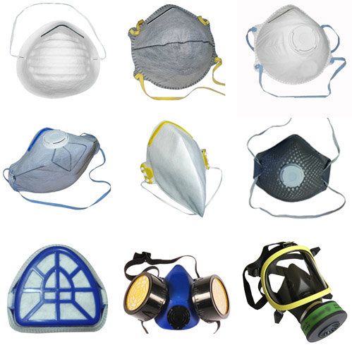Dust Mask & Respirators