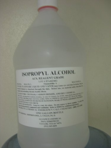 Isopropyl Alcohol 99 99% ACS Reagent - 1 Gallon