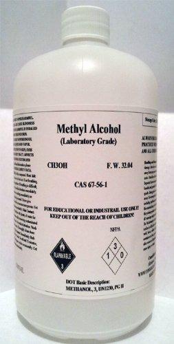CCS Methyl Alcohol High Purity 1000ml (32oz) |